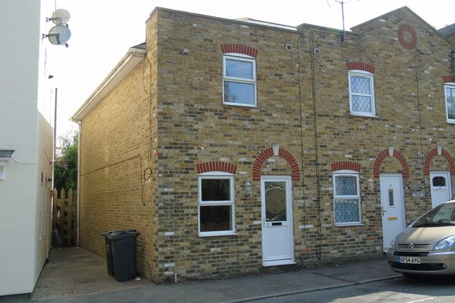 Thumbnail End terrace house to rent in St.Johns Street, Margate