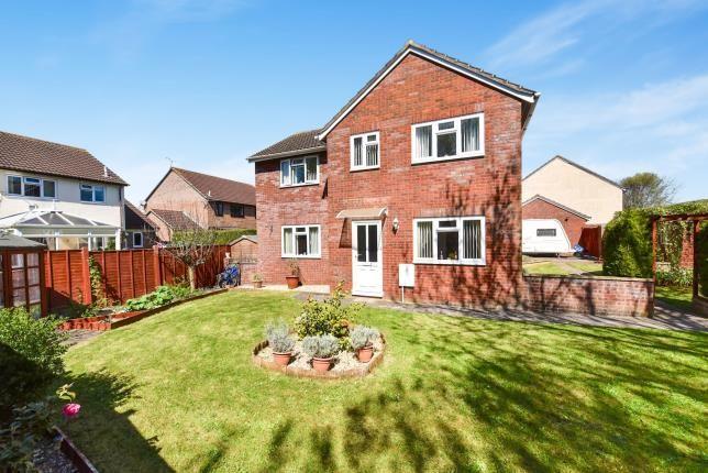 Thumbnail Detached house for sale in Arun Grove, Taunton