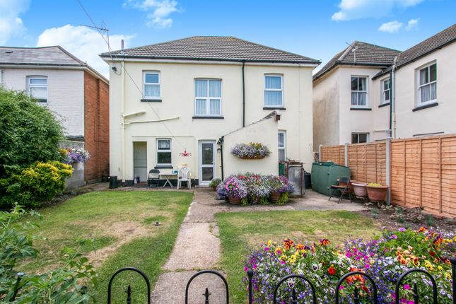 Thumbnail Detached house for sale in Portman Road, Boscombe, Bournemouth