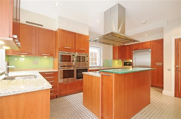 Kitchen of Springfield Road, London NW8