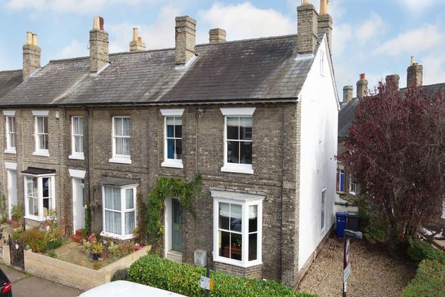 Thumbnail End terrace house for sale in Orchard Street, Bury St. Edmunds