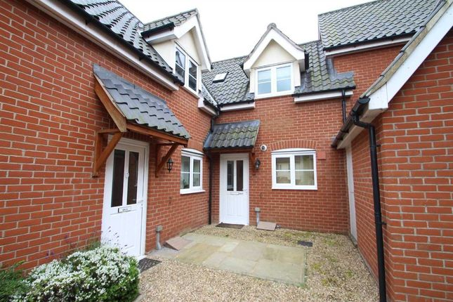 Thumbnail Terraced house for sale in Spring Road, Ipswich