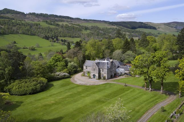 Thumbnail Detached house for sale in Killiecrankie, Pitlochry, Perthshire