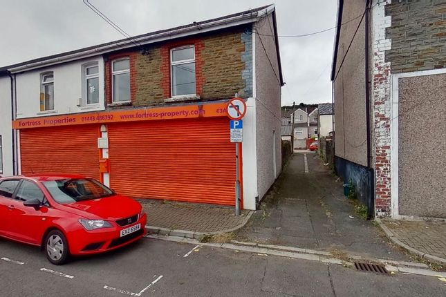 Thumbnail Terraced house for sale in 63B Queen Street, Pontypridd, Mid Glamorgan