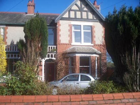 Thumbnail Flat to rent in A Thorncliffe Road, Barrow In Furness, Cumbria
