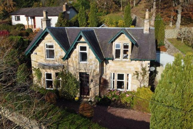 Thumbnail Detached house for sale in Lowood, Sunnyhill Road Hawick