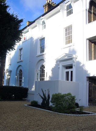 Thumbnail Flat to rent in Church Terrace, London