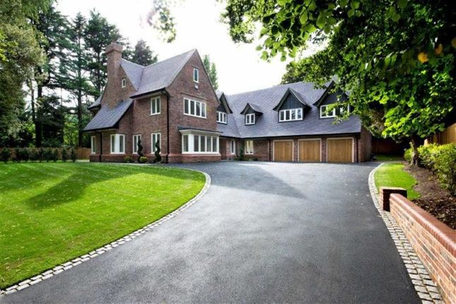 Thumbnail Detached house for sale in Luttrell Road, Four Oaks, Sutton Coldfield