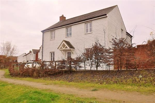 Thumbnail Detached house for sale in Jacobs Court, Kingsnorth, Ashford