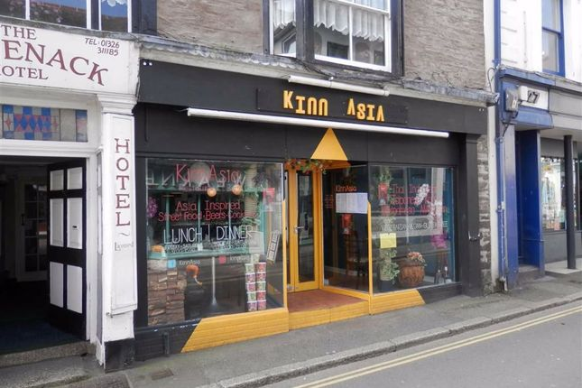 Restaurant/cafe for sale in Kinn Asia, 27, Arwenack Street, Falmouth
