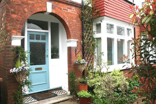 Thumbnail Semi-detached house for sale in Park Road, Cheam Village