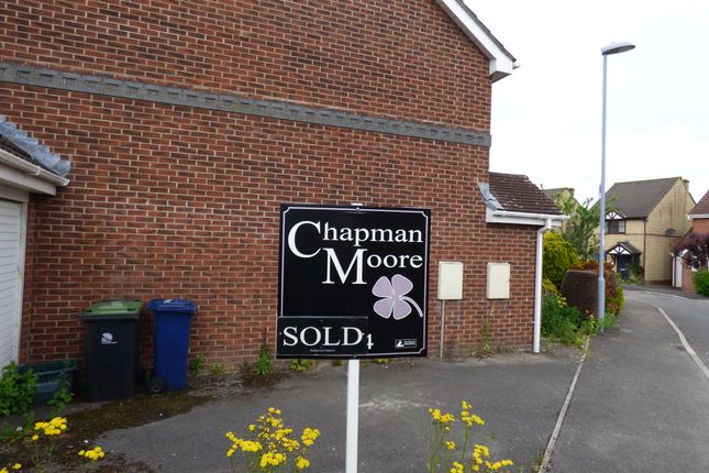 Thumbnail Detached house for sale in Cloverfields, Gillingham