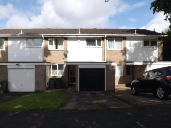 Thumbnail Terraced house for sale in Milholme Green, Solihull, West Midlands