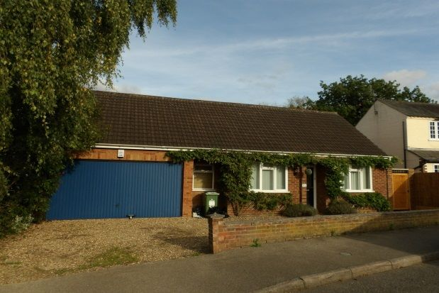 Thumbnail Property to rent in Mill Road, Bletchley, Milton Keynes