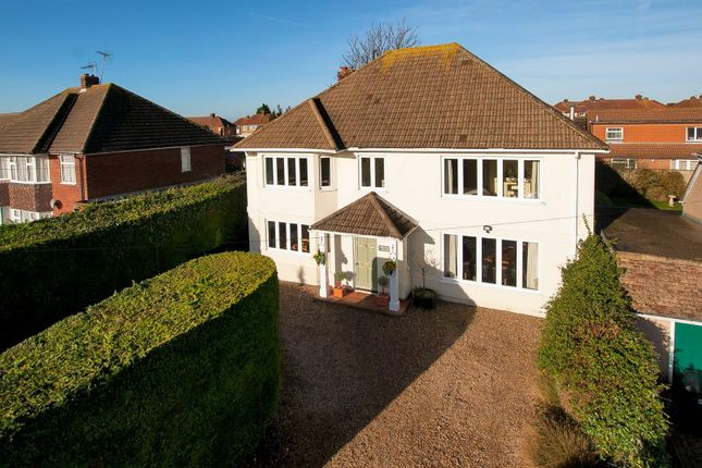 Thumbnail Detached house for sale in Sydney Road, Walmer, Deal