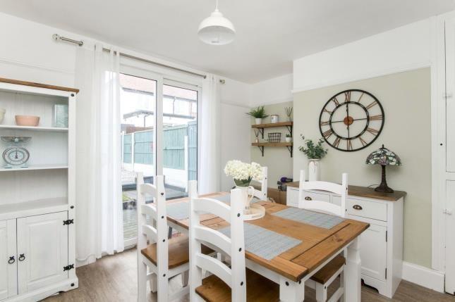 Dining Room of Penrhos Avenue, Llandudno Junction, Conwy LL31