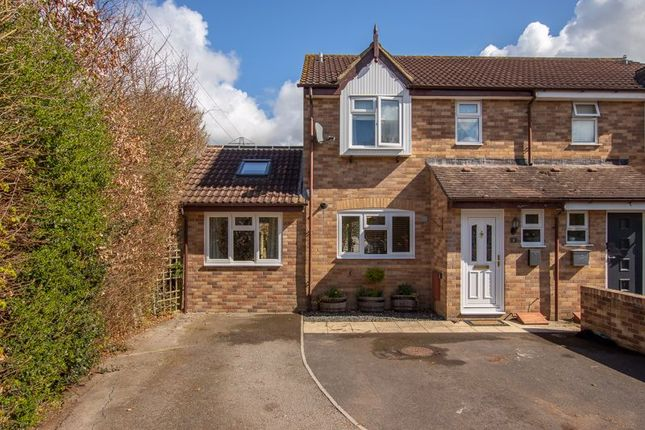 Thumbnail Property for sale in Croscombe Gardens, Frome