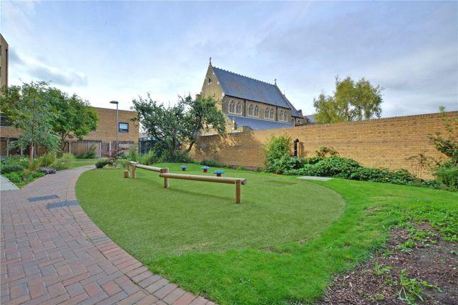 Communal Gardens of Howarth House, 125 Pelton Road, Greenwich, London SE10