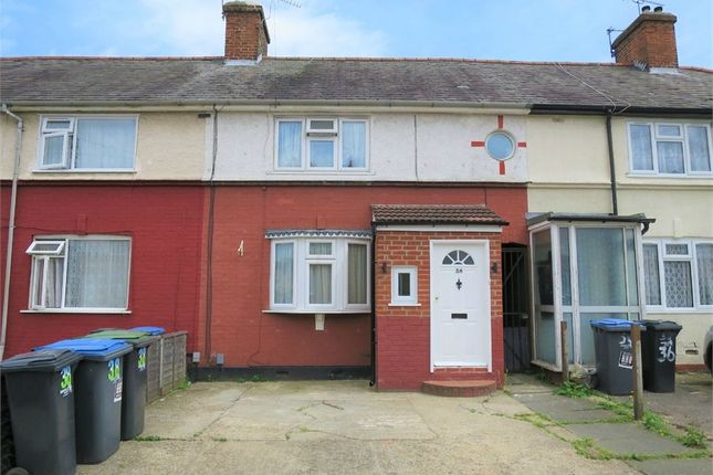 Thumbnail Terraced house for sale in Barnard Road, Enfield, Greater London