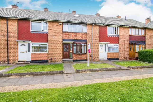 Thumbnail Terraced house for sale in Albourne Green, Middlesbrough