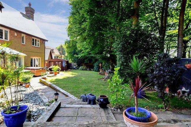 Rear Garden of First Avenue, Worthing, West Sussex BN14