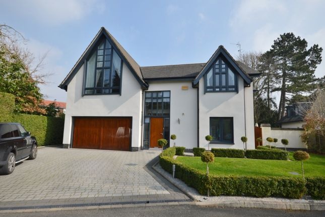 Thumbnail Detached house to rent in Vermont Gardens, Cheadle Hulme, Cheadle