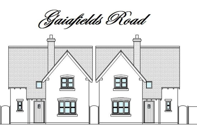 Thumbnail Detached house for sale in Gaiafields Road, Lichfield