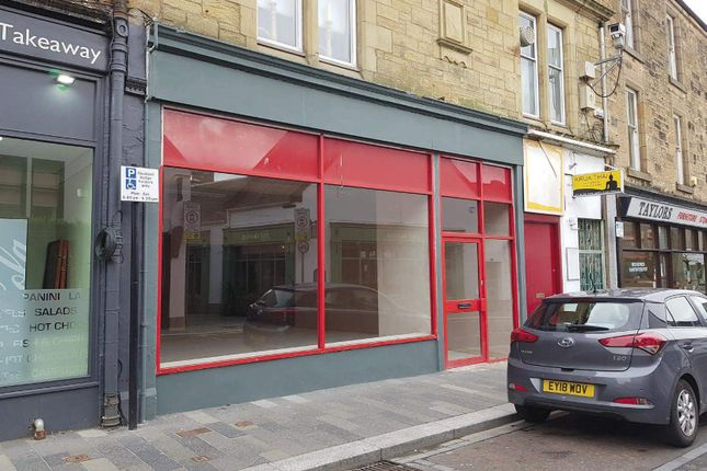 Thumbnail Retail premises to let in Manor Street, Falkirk