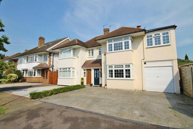 Thumbnail Semi-detached house for sale in Lyndhurst Avenue, Lower Sunbury