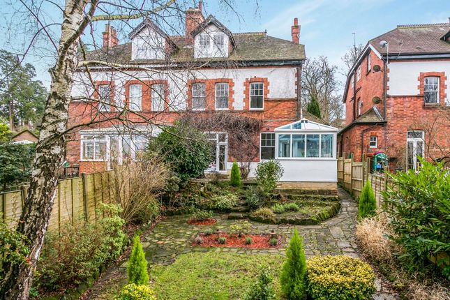 Thumbnail Flat for sale in Linden Gardens, Tunbridge Wells