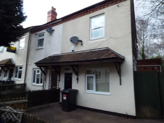 Thumbnail End terrace house for sale in Lime Avenue, Dawlish Road, Birmingham, West Midlands