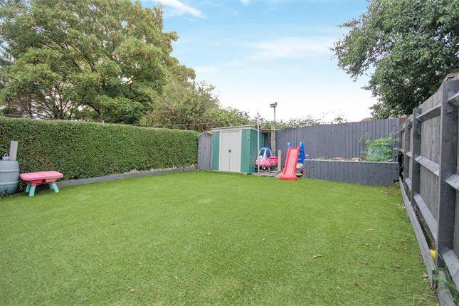 Rear Garden of Earlstone Crescent, Longwell Green, Bristol BS30
