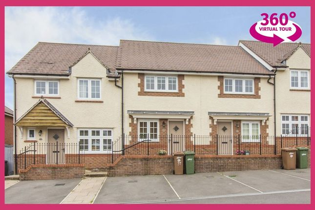 Thumbnail Terraced house for sale in Osprey Drive, Penallta, Hengoed