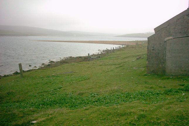 Genuine Scottish Croft – The Banks, Cunnister, Yell, Shetland ZE2