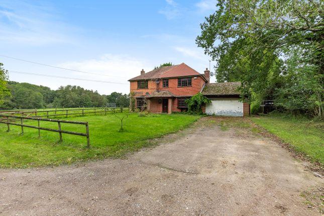 Thumbnail Detached house for sale in Ridge Lane, Botley Road, Curbridge, Southampton, Hampshire