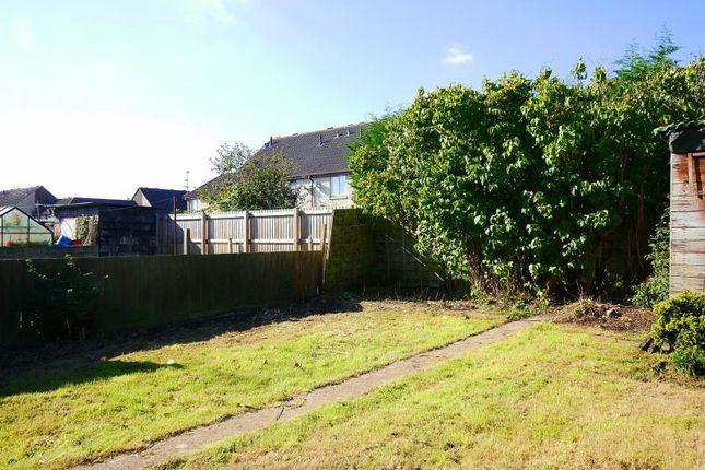 Rear Garden of Bowly Road, Cirencester GL7