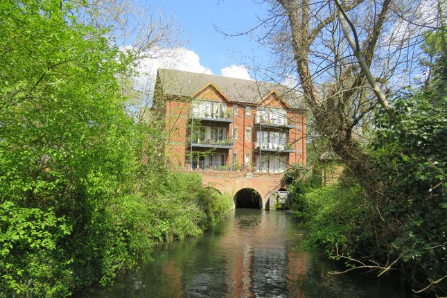 Thumbnail Flat for sale in Test Mill, Hollman Drive, Romsey
