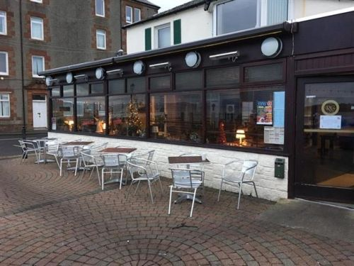 Restaurant/cafe for sale in Largs, Ayrshire