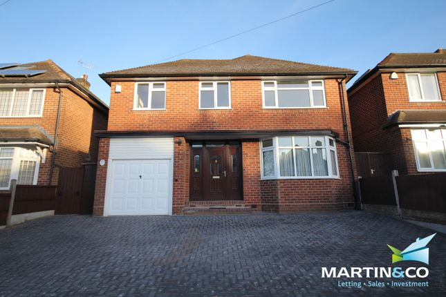 Thumbnail Detached house to rent in St Peters Road, Harborne