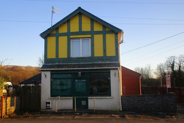 Thumbnail Detached house for sale in Brecon Road, Penrhos, Ystradgynlais, Swansea.