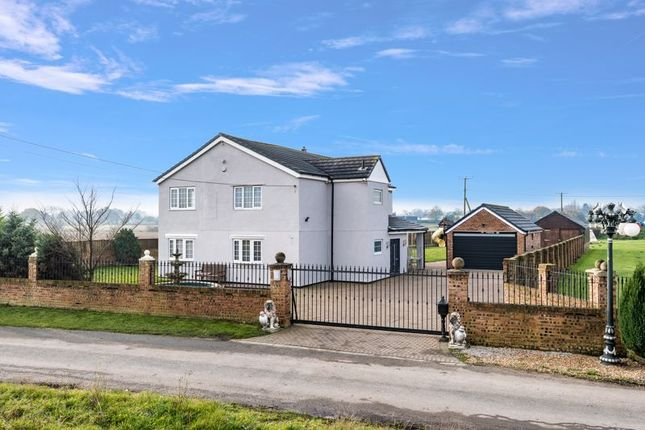 Thumbnail Detached house for sale in Back Lane, Aughton, Ormskirk