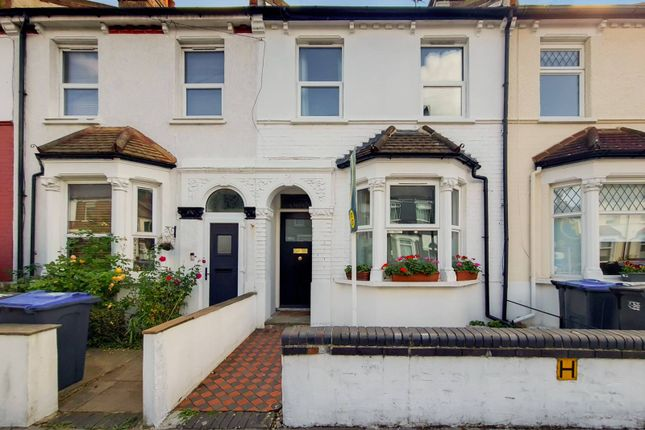 Thumbnail Terraced house to rent in Coniston Road, Croydon