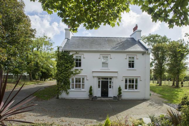 Thumbnail Country house for sale in Old Castletown Road, Port Soderick, Isle Of Man