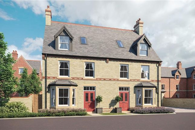 "Thumbnail Semi-detached house for sale in ""The Willow"" at Bowes Offices, Lambton Park, Chester Le Street"