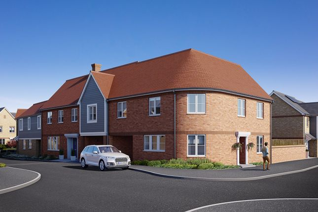 Thumbnail Terraced house for sale in Post Office Road, Broomfield Village, Chelmsford
