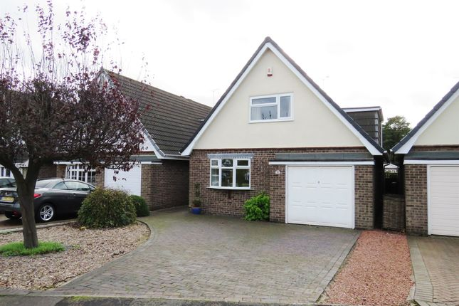 Thumbnail Detached house for sale in Manor Farm Road, Aston-On-Trent, Derby