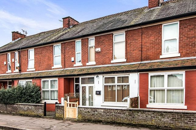 Thumbnail Terraced house for sale in Great Southern Street, Rusholme, Manchester