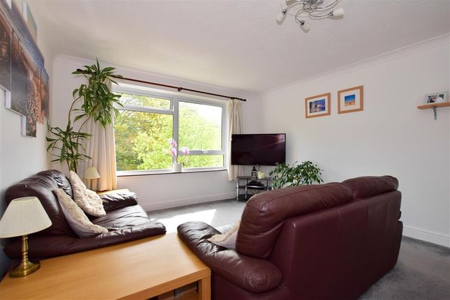 Thumbnail Flat for sale in Canterbury Way, Great Warley, Brentwood, Essex