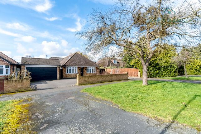 Thumbnail Detached bungalow for sale in Staines Lane, Chertsey