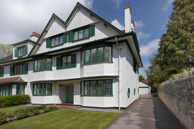Thumbnail Semi-detached house for sale in Abbots Leigh Road, Leigh Woods